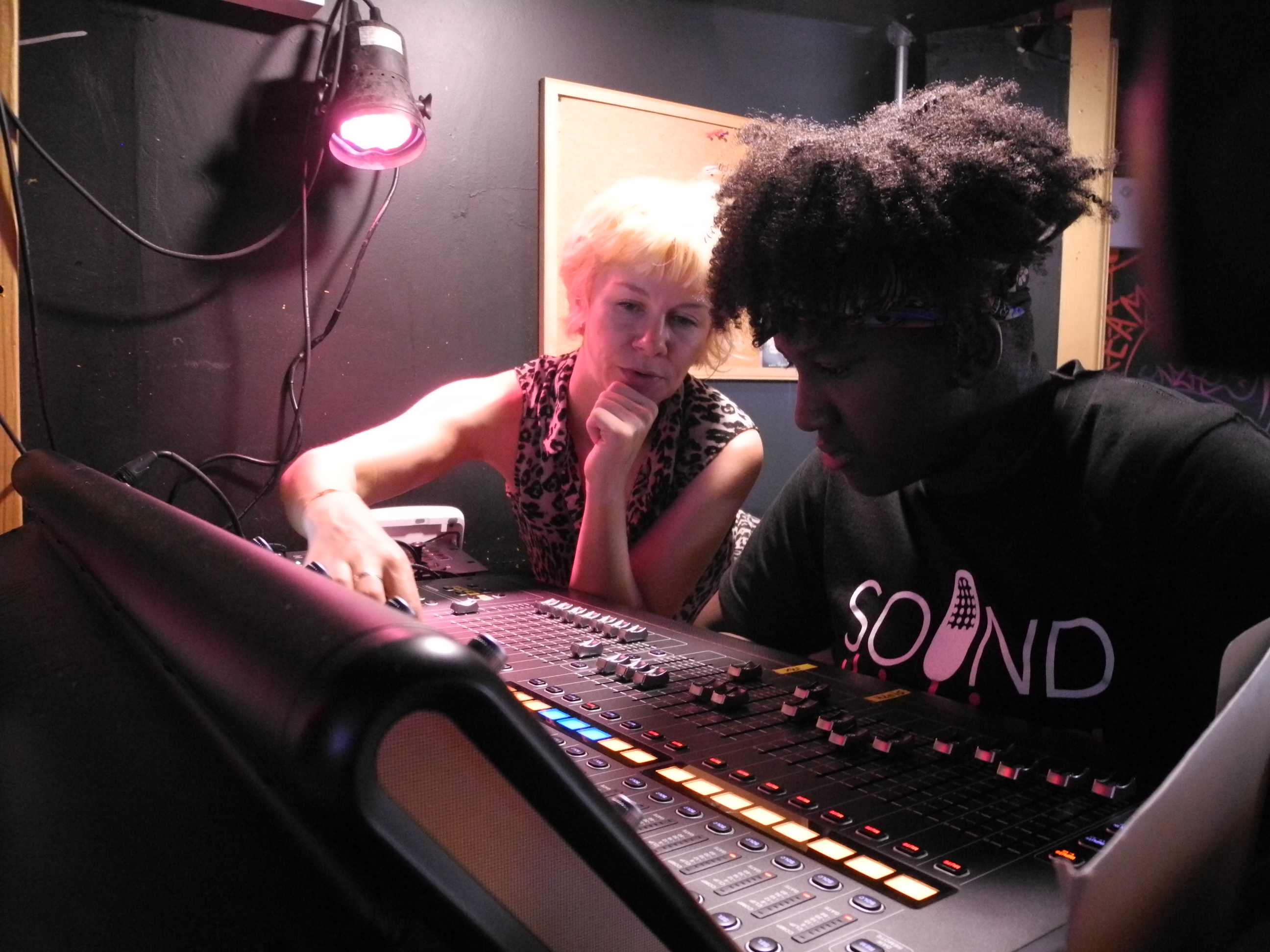 Apply now to Sound Thinking NYC, a free summer program to introduce